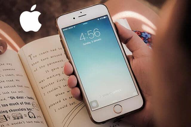 שמירת כרטיס ביקור דיגיטלי באייפון