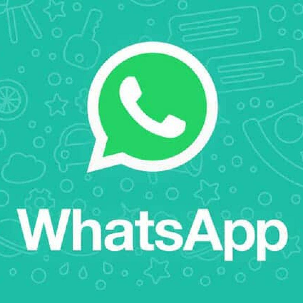 Whatsapp בכרטיס ביקור דיגיטלי
